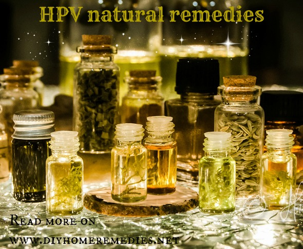 HPV natural remedies