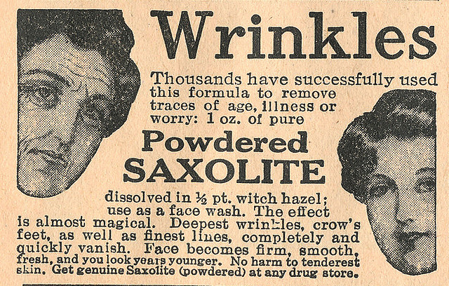 Wrinkles - what causes them and how to get rid of them?